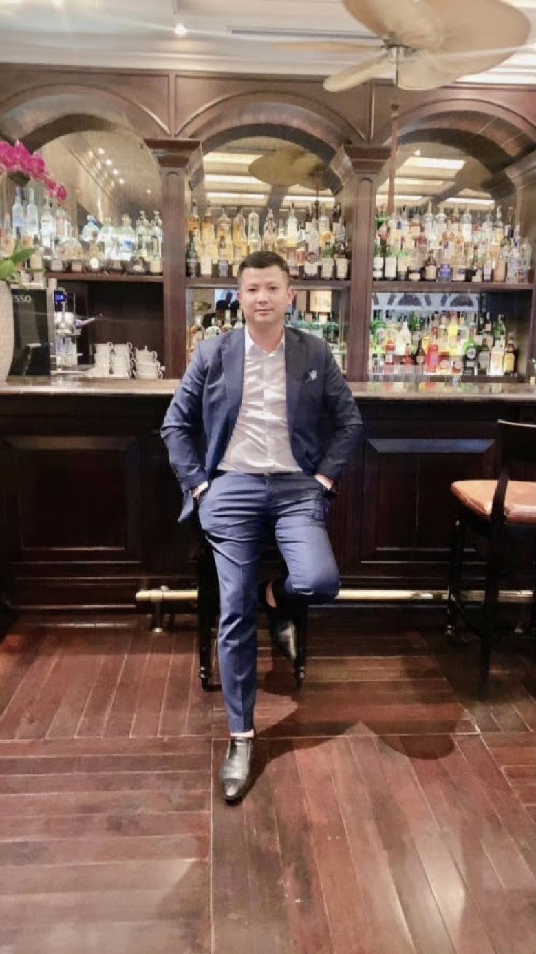 CEO Hà Huy Thành.