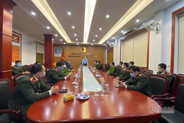 TP Hải Dương yêu cầu cơ quan công an xử lý nghiêm người làm lây lan dịch bệnh. Ảnh: Vietnamnet.