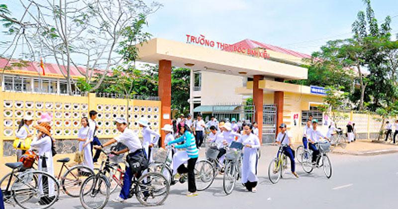Trường THPT Đốc Binh Kiều