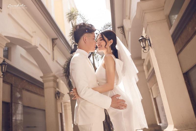 Ảnh cưới đẹp xuất thần của cặp đôi 9X