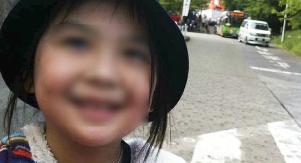 Bé Nhật Linh (khi ấy 11 tuổi) bị bắt cóc, cưỡng hiếp và sát hại tại Nhật
