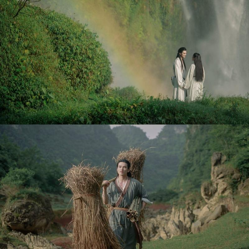 Review nóng 'Kiều': Nguyên tác của Nguyễn Du 'bỗng mất hút', loạt vai phụ bất ngờ 'gánh team' 6