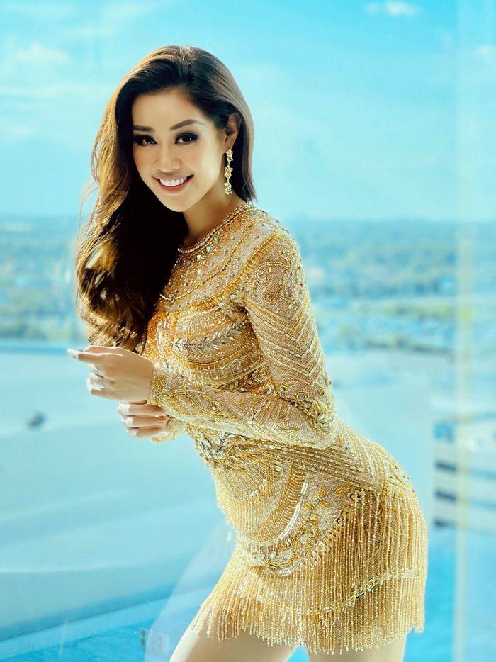 Nàng hậu Việt đang được kì vọng sẽ làm nên chuyện tại đấu trường sắc đẹp quốc tế.