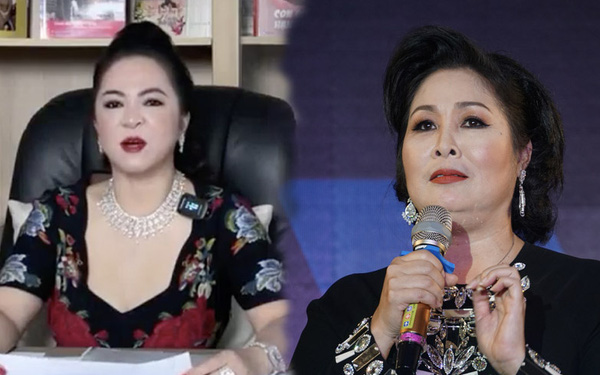 Bà Phương Hằng lên tiếng vụ NSND Hồng Vân: 'Thay vì ngồi nhiều chuyện thì mọi người hãy dành thời gian đó để đi kiếm tiền' 0