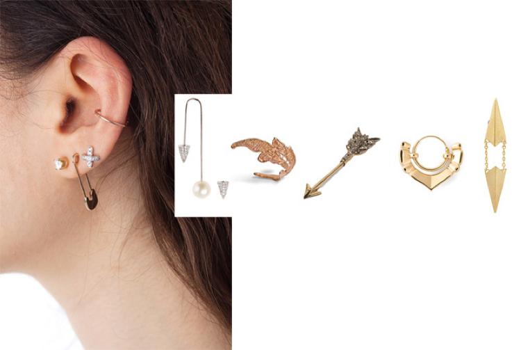 Những vị trí xỏ khuyên tai cá tính giúp các nàng thăng hạng nhan sắc 7