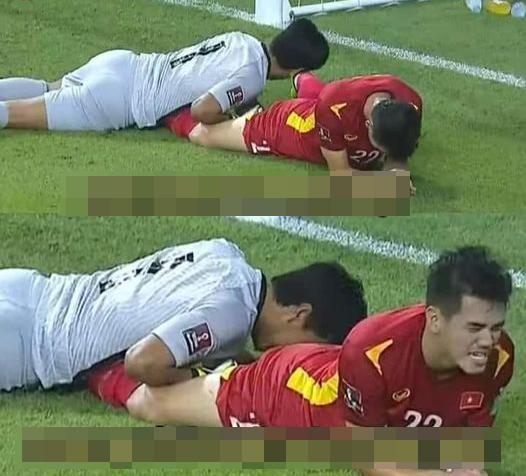 Tiến Linh tiếc nuối vì không tạo nên bàn thắng, còn thủ môn Malaysia thì...