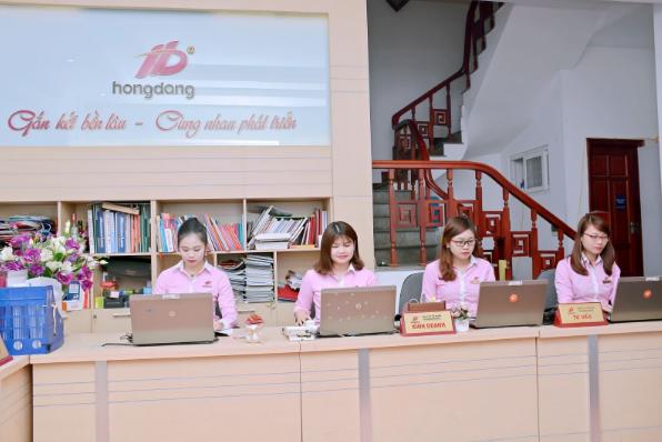 Công ty in Hồng Đăng - Điểm đến của chất lượng