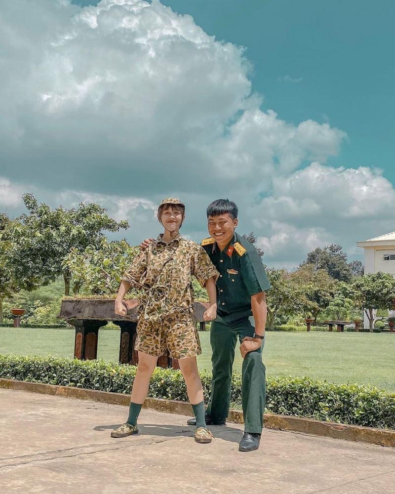 Hậu trường MV của Dương Hoàng Yến: Hậu Hoàng chê Mũi trưởng Long 'chưa đủ đàn ông' 1