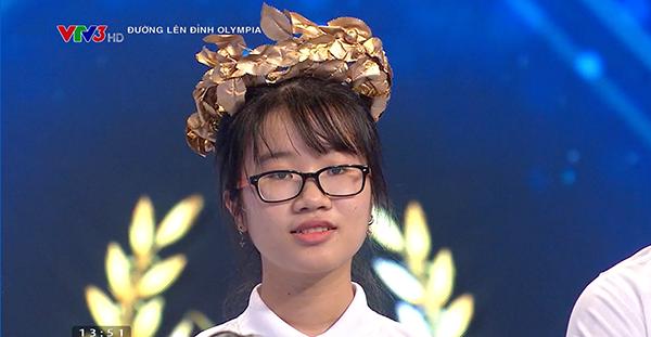 Hương Trà đã có chiến thắng không thể thuyết phục hơn.
