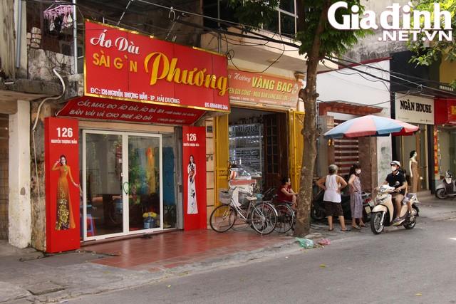 Căn nhà số 126 phố Nguyễn Thượng Mẫn (phường Bình Hàn) được đối tượng thuê để bán thuốc, tuy nhiên sau khi sát hại anh C. xong, Cao Tài Năng đã trả nhà và thuê căn nhà khác cách đó không xa. Ảnh: Đ.Tùy
