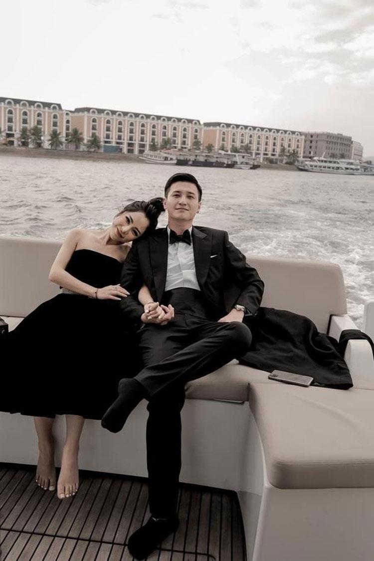 Vị hôn thê Huỳnh Anh bức xúc, gọi những cô gáicố tình tiếp cận chồng sắp cưới là 'vô liêm sỉ', 'trơ trẽn', 'yêu quái' 1
