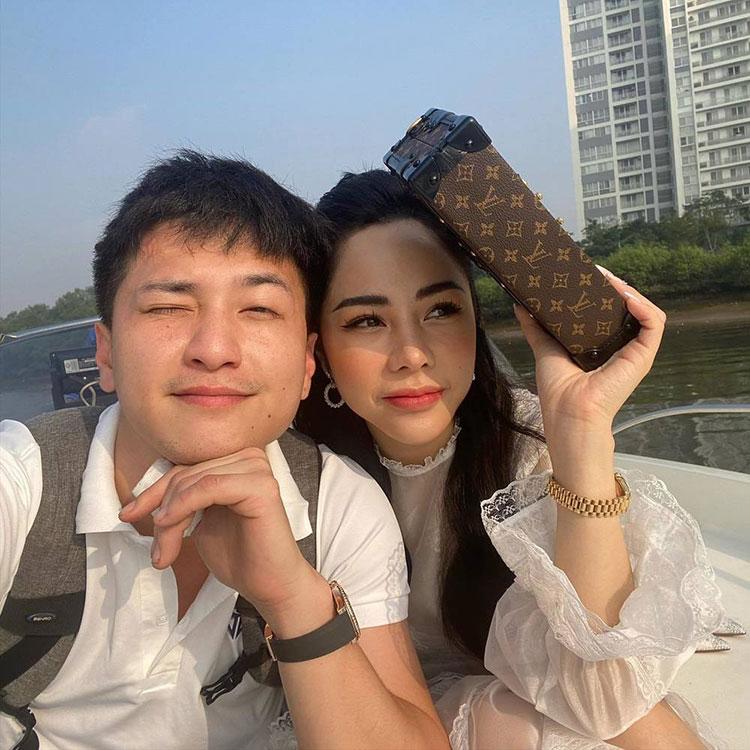 Vị hôn thê Huỳnh Anh bức xúc, gọi những cô gáicố tình tiếp cận chồng sắp cưới là 'vô liêm sỉ', 'trơ trẽn', 'yêu quái' 3
