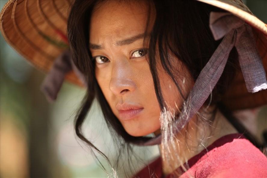 Ngô Thanh Vân trong bộ phim Hai Phượng
