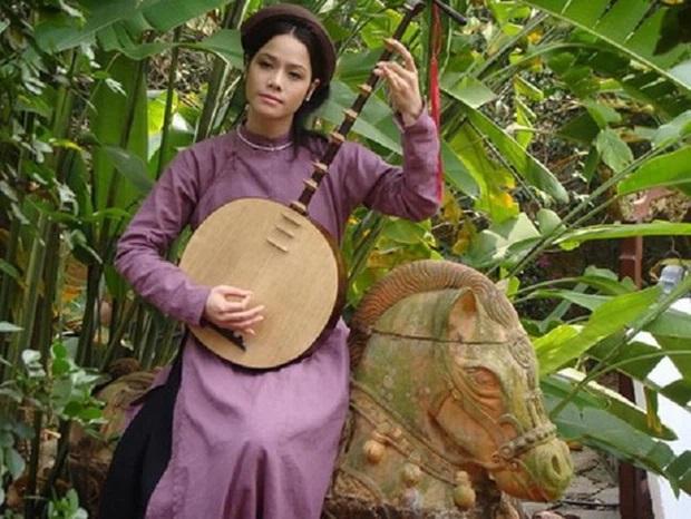 Nhật Kim Anh trong bộ phimLong Thành cầm giả ca