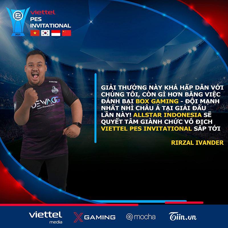 Mang đến Viettel PES Invitational những tuyển thủ mạnh nhất, các tuyển nước ngoài vẫn 'dè chừng' chủ nhà Việt Nam 2