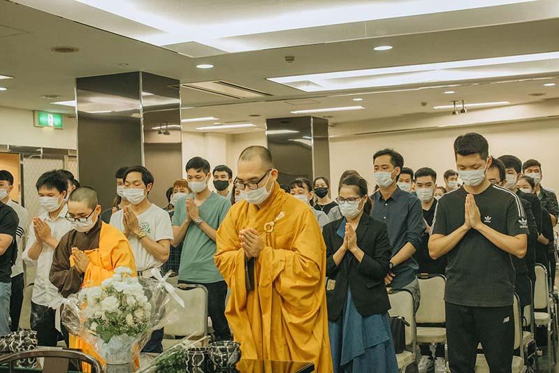 Tang lễ của em T.T.A được tổ chức tại Nhật Bản