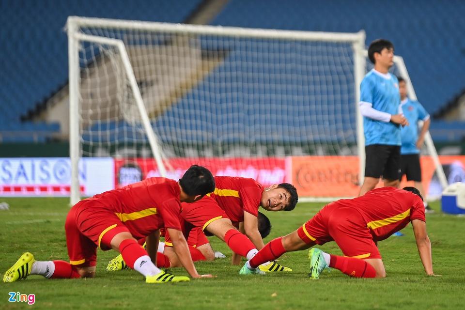Hy vọng với lợi thế sân nhà sẽ giúp các cầu thủ có thêm năng lượng thi đấu, giữ vững tinh thần.