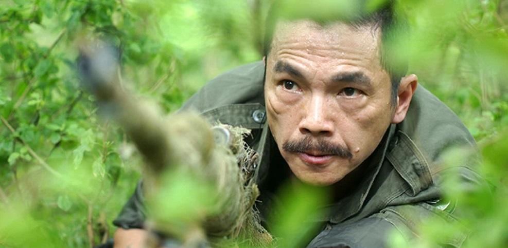 NSND Trung Anh đóng vai Lương Bổng trong Người phán xử.