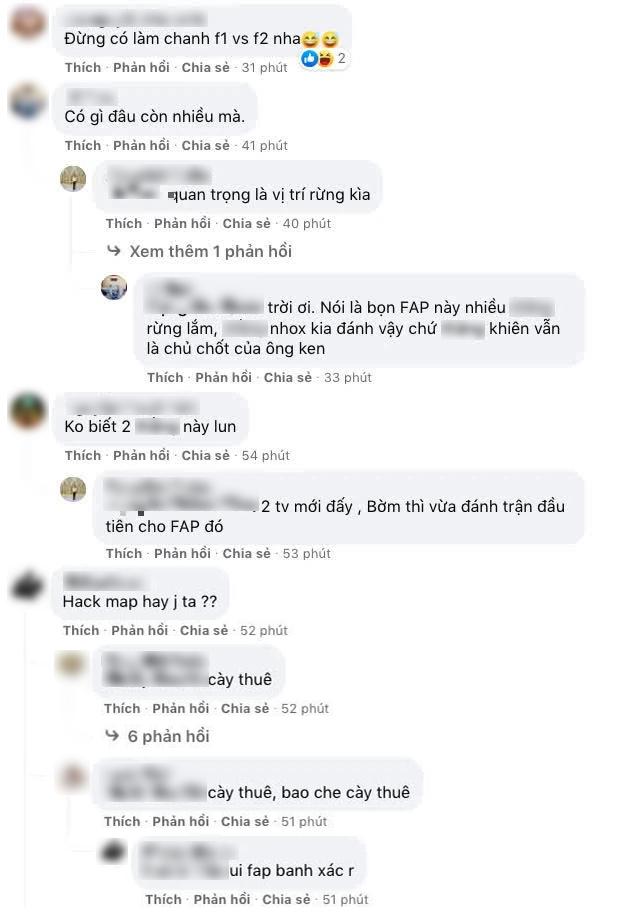 Một số bình luận của cộng đồng.