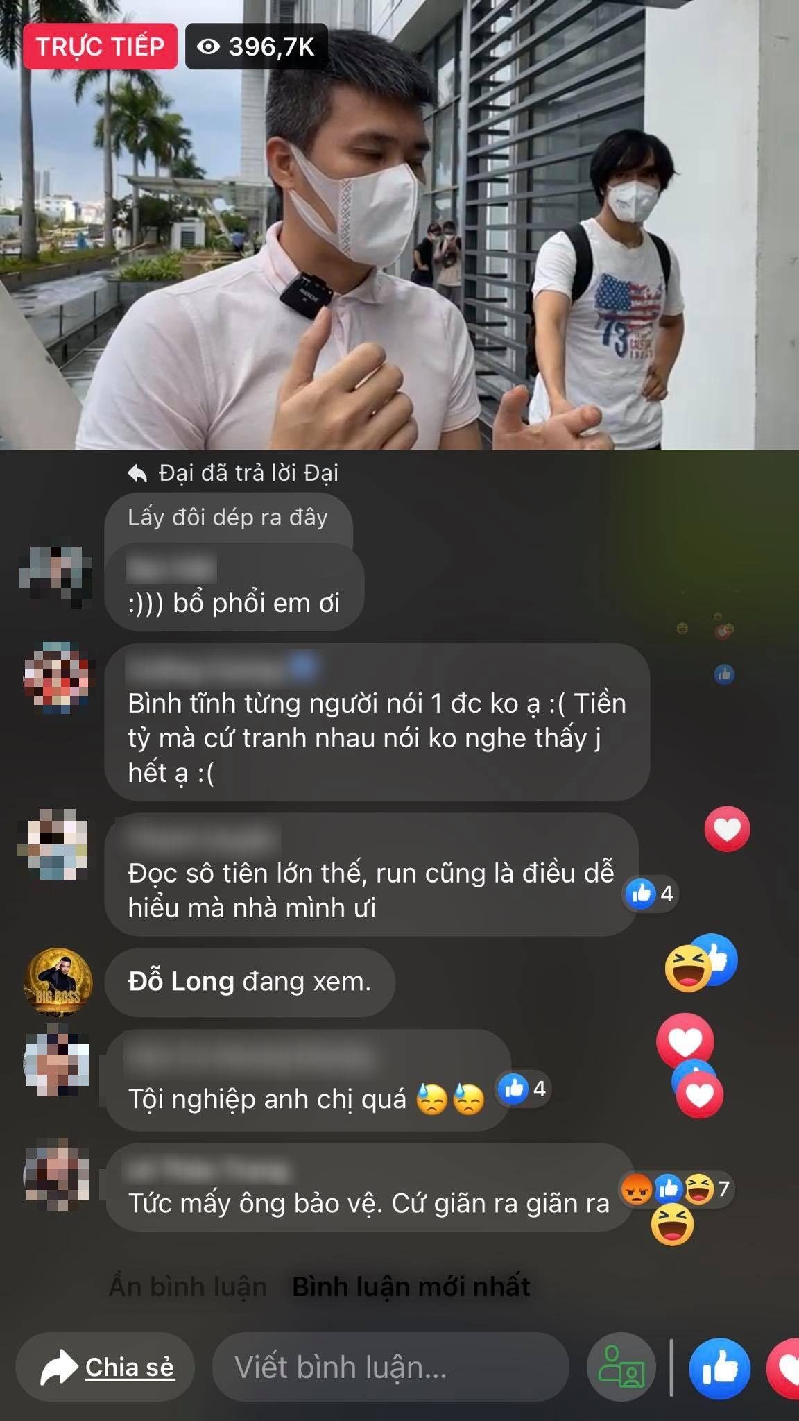 Sao Việt 'hóng' livestream của vợ chồng Thủy Tiên không kém dân mạng, thậm chí có cả 'tình cũ' Công Vinh 2