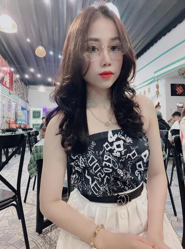 Hình ảnh đời thường của Lương Thị Nhung