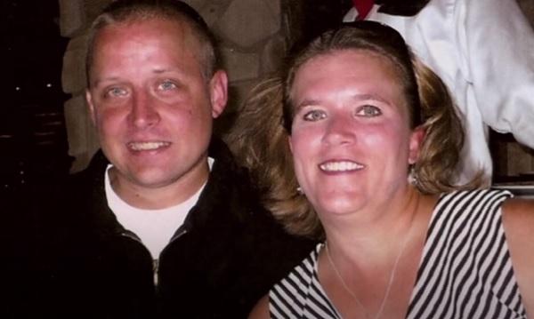 Lisa và chồng Jason