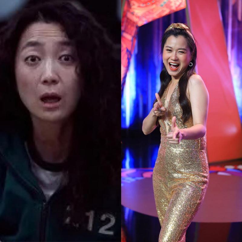 Han Mi Yeon (Kim Joo Ryung) dẻo mỏ, lúc nào cũng đi thuyết phục mọi người để được vào đội đề xuất giao cho diễn viên Lâm Vỹ Dạ. Từ vẻ ngoài đến cách thuyết phục của Han Mi Yeon được cho là khá giống với các vai diễn mà Lâm Vỹ Dạ từng thể hiện.