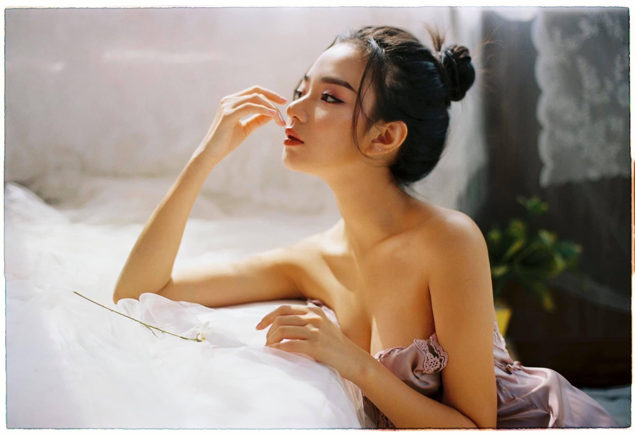 Nữ streamer Vũ Ngọc Kim Chi từng được biết đến với cái tên Chi Củ Cải.