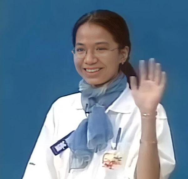 Trần Ngọc Minh trong ngày chiến thắng.