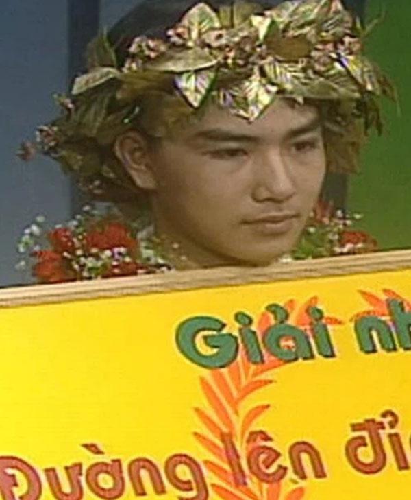 Phạm Mạnh Tân xuất sắc lấy được vòng nguyệt quế năm thứ 2.