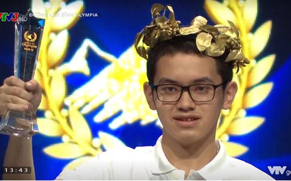 Nguyễn Hoàng Cườg là nhà vô địch năm thứ 18.