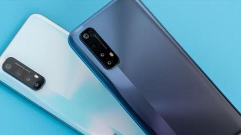 Cận cảnh Realme 7: Smartphone đầu tiên trên thế giới chạy Helio G95