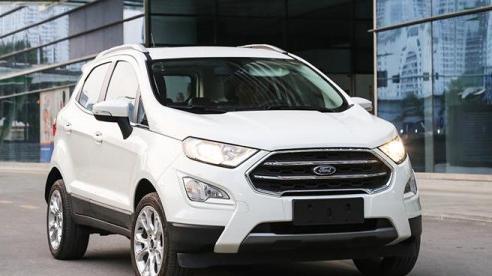 Giá xe ôtô hôm nay 20/9: Ford EcoSport ưu đãi đến 80 triệu đồng