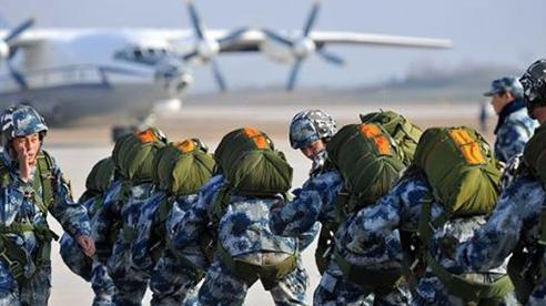 PLA tiết lộ kịch bản thống nhất Đài Loan bằng vũ lực: Xuất hiện lực lượng 'quả đấm sắt'