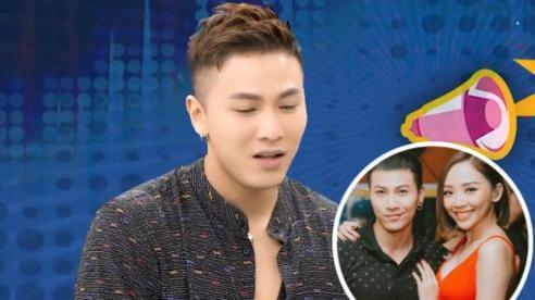 Ca sĩ Mai Tiến Dũng lần đầu kể chuyện đưa Tóc Tiên về ở chung, lý do bắt nguồn từ xích mích của nữ ca sĩ với mẹ ruột