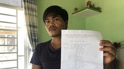 Dự án 672 ở Bình Định: Dân 'tố' không có đất sản xuất, gia đình cán bộ được cấp đất lại mang đi bán