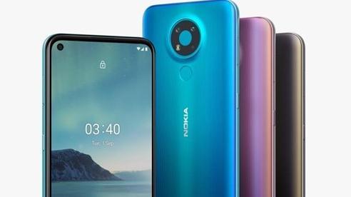 Nokia ra mắt hai smartphone giá rẻ, màn hình lớn