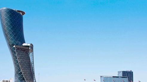 Choáng với tháp nghiêng ở Trung Đông, nhìn vào tưởng sắp đổ