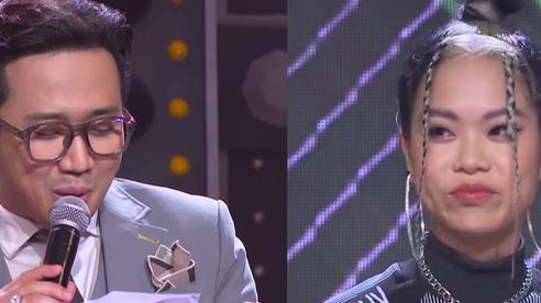 MC Trấn Thành bị chỉ trích thiếu chuyên nghiệp, thiên vị khi chỉ chăm chú vào Tlinh, Tage