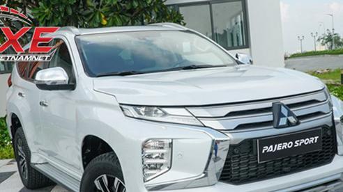 Mitsubishi Pajero Sport 2020: Mẫu SUV 7 chỗ ngập tràn tính năng an toàn