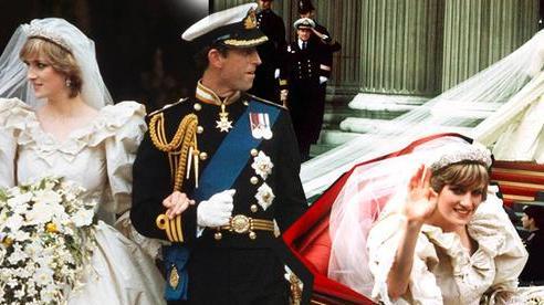 Nhiều bật mí bất ngờ xoay quanh bộ váy cưới đắt giá 3,5 tỷ đồng của Công nương Diana