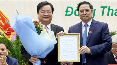 Công bố quyết định của Bộ Chính trị đối với ông Lê Minh Hoan