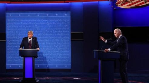 Cuộc tranh luận cuối bầu cử Mỹ 2020: Trump - Biden sẽ bàn về chủ đề gì?