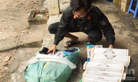 An Giang bắt hơn 1.000 vụ mua bán, vận chuyển thuốc lá lậu