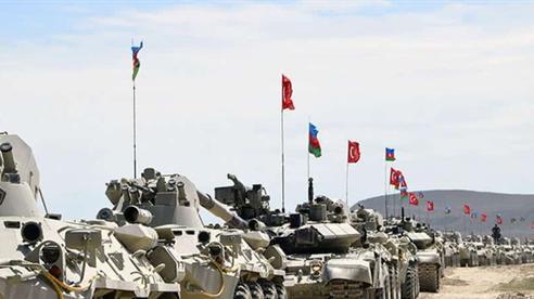 Thổ Nhĩ Kỳ tố ngược Nga-Pháp-Mỹ đưa vũ khí đến Armenia-Azerbaijan