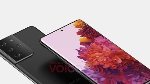 Galaxy S21 lộ thiết kế, khả năng ra mắt ngay tháng 1/2021