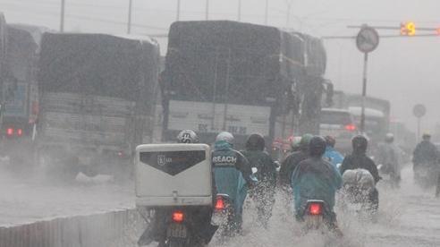 Thời tiết hôm nay 21/10: Cảnh báo mưa rất to khu vực từ Quảng Trị đến Phú Yên