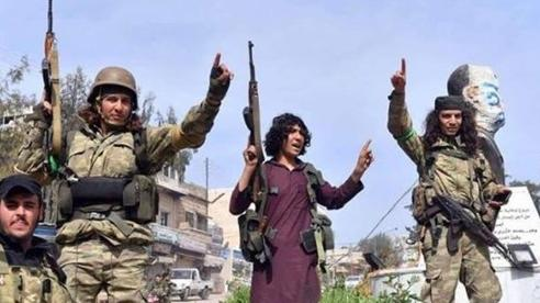 Chiến sự Syria: Phiến binh được Thổ Nhĩ Kỳ hậu thuẫn phát động cuộc tấn công mới ở miền Bắc Syria