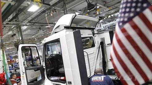 Nền kinh tế Mỹ tiếp tục phục hồi với tốc độ 'khiêm tốn'