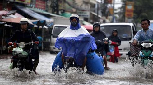 TP Hồ Chí Minh: Đầu tư hàng chục nghìn tỷ đồng nhưng vẫn ngập thêm 18 tuyến đường
